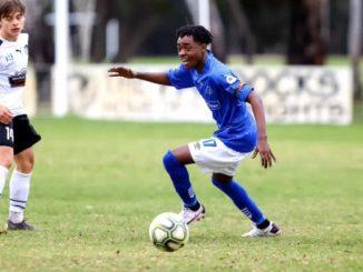Adelaide Blue Eagles' Tatenda Nyaruwe. Picture: Supplied.