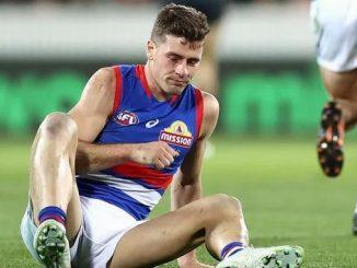 Josh Dunkley injury