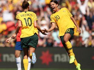 Sam Kerr and Emily van Egmond headline the stacked Matildas squad heading to Tokyo.