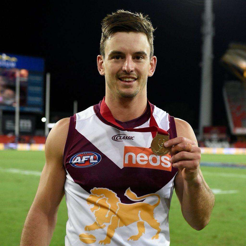 Mid Season Brisbane B&F Medalist contender
