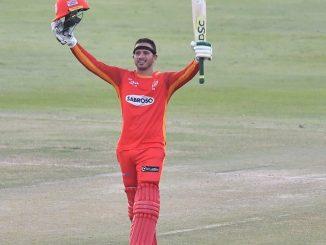 Khawaja Century in Pakistan Super League