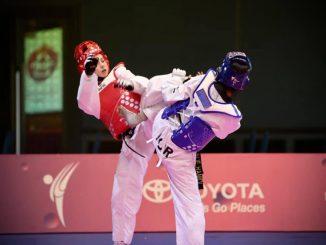 Tokyo 2020 Taekwondo Qualfifers