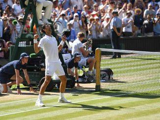 Novak Djokovic chases number six at Wimbledon