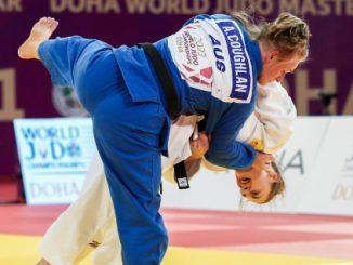Aoife Coughlan will represent Australia in Judo in Tokyo