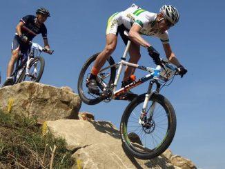 Daniel McConnell is one of two Australian representatives for mountain biking