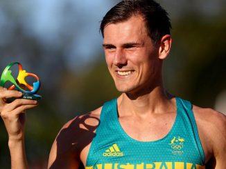 Dane Bird-Smith Tokyo 2020 Racewalker Athletics