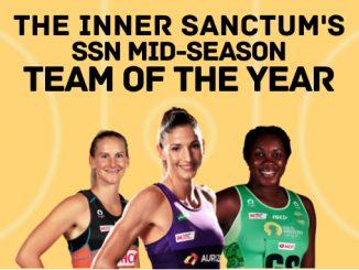 April Brandley, Kim Ravaillion and Jhaniele Fowler headline the Team of the Year so far