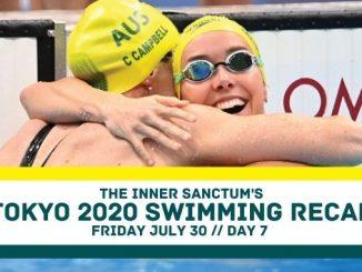 Olympics Swimming Recap