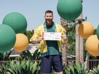 Aron Baynes is one of 12 to be selected for the Boomers