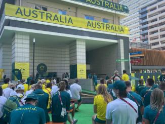 Tokyo 2020 Australia Athletics Track and Field