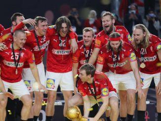 The Danish Men's Handball team look to go back to back in Tokyo