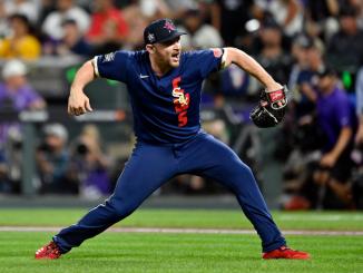 Liam Hendriks MLB All-Star Game