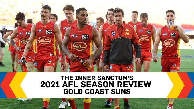 Gold Coast Suns Season Review