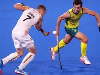 Australia Belgium Hockey
