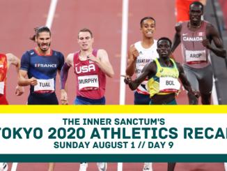 Athletics Tokyo 2020