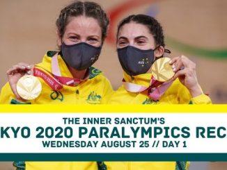 Paralympics Daily Recap