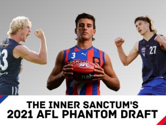 AFL Phantom Draft 2021