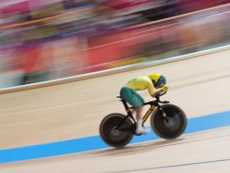 Emily Petricola Paralympics Track Cycling