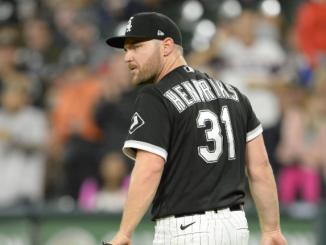 Liam Hendriks Field of Dreams MLB Chicago White Sox