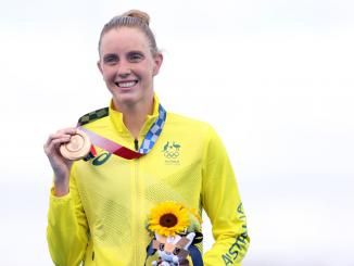 Kareem Lee Bronze Australia Marathon Swimming Tokyo 2020 Olympic Games