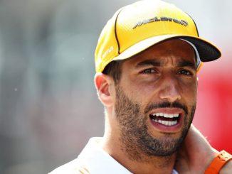 Daniel Ricciardo 2021 Belgian Grand Prix