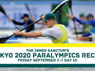 Day 10 Tokyo 2020 Paralympic Games Recap