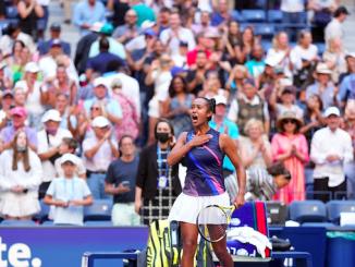 Leylah Fernandez US Open semi-finals