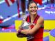 Emma Raducanu US Open champion