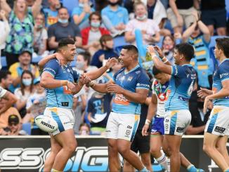 Gold Coast Titians NRL Finals