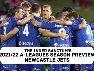 Newcastle Jets A League Men's