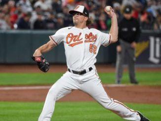 Alexander Wells Baltimore Orioles